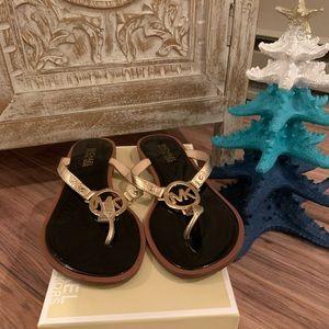 Michael Kors sandals, size 7.5
